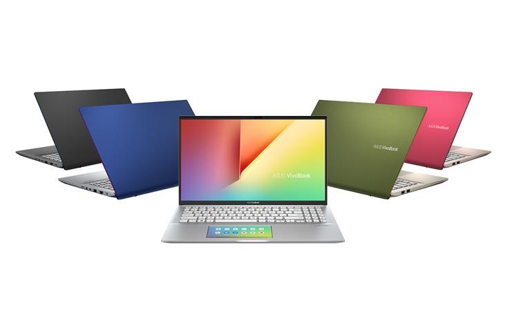 搭載智慧觸控板 ScreenPad 2.0 的多彩筆電,ASUS VivoBook S15 在台上市