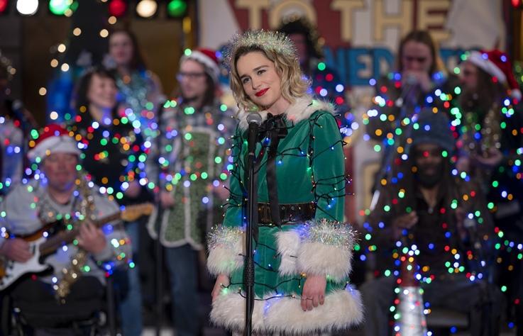 以經典歌曲 Last Christmas 為靈感拍攝的《去年聖誕節》,號稱聖誕必看浪漫喜劇