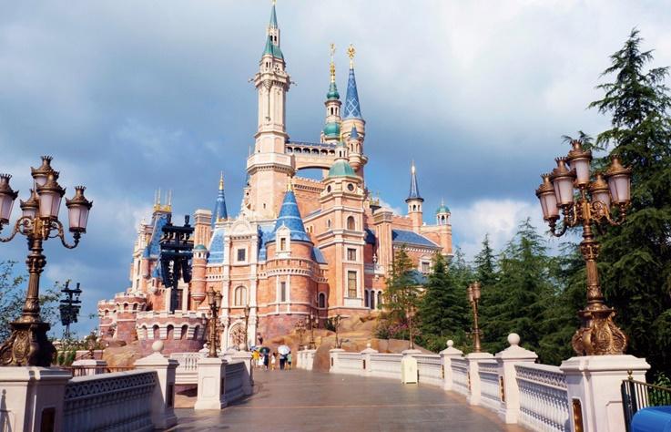 就是想去遊樂園!全球迪士尼、環球影城比一比
