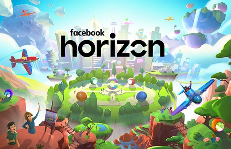 《一級玩家》電影就要成真,臉書將推出全虛擬 VR 社交娛樂平台:Horizon