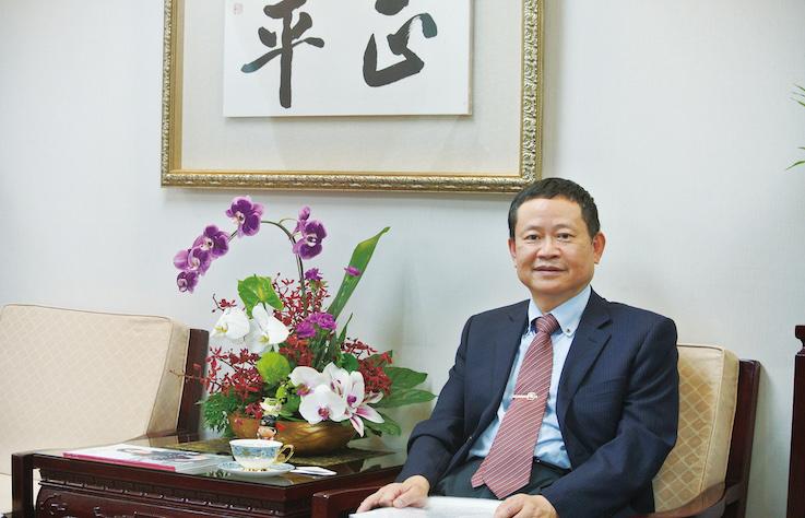 國家人才招募總管 為國擧才第一前線          專訪考試院考選部-許舒翔部長