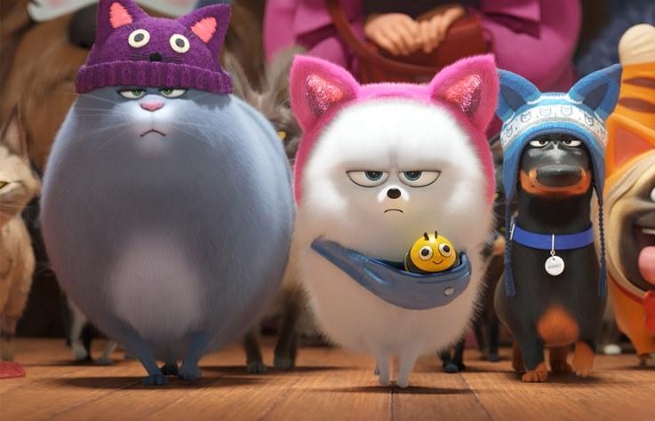 【無雷影評】《寵物當家 2》帶你在困境中學著勇敢