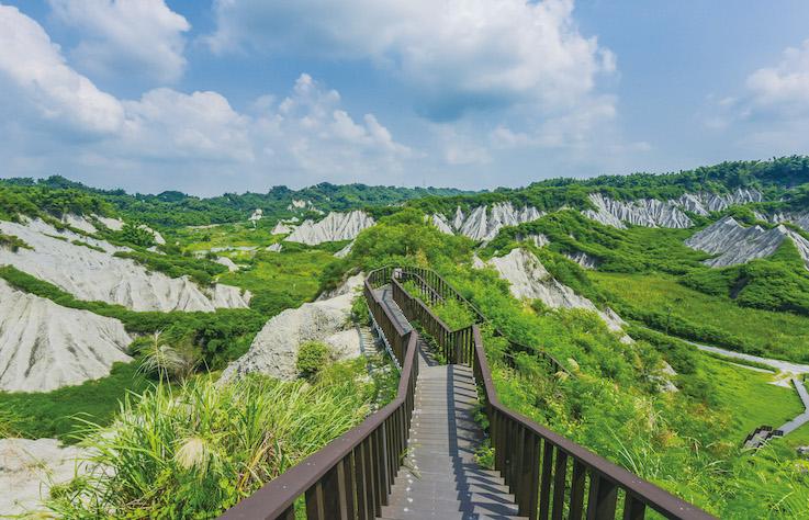 臺灣原來這麼美 踏出戶外散步去-10條美景步道精選