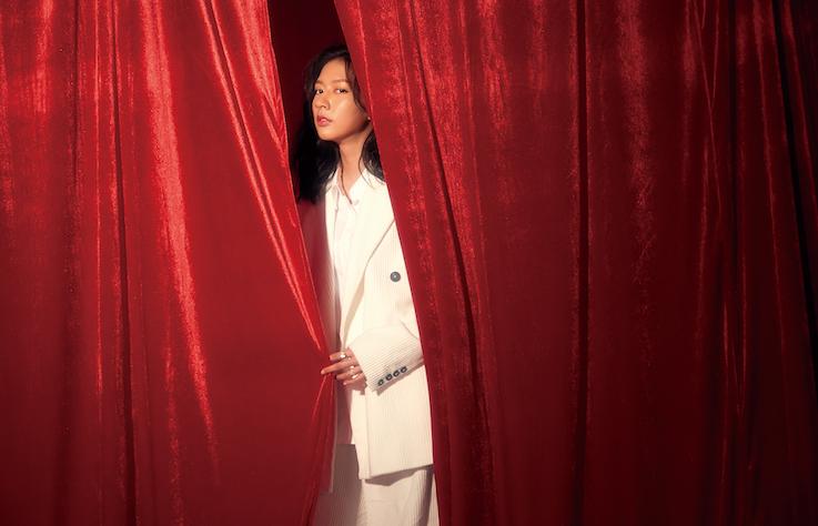 可不可以,今天演一回自己的人生-專訪劇壇新生代演員-陳妤