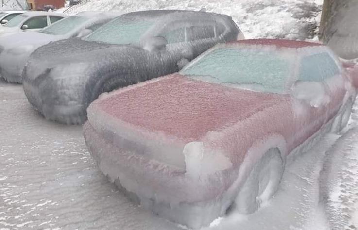 【3 分鐘看世界】宛如《明天過後》,海參崴遭冰風暴凍城