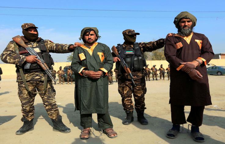 世界人權議題:美國撤軍後,阿富汗的人權擔憂