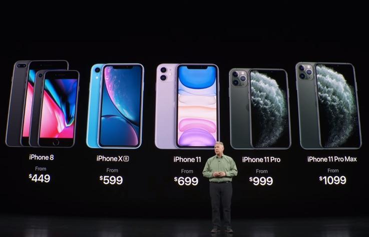 蘋果發表會正式宣告開打價格戰,左打 Netflix、右打 Google