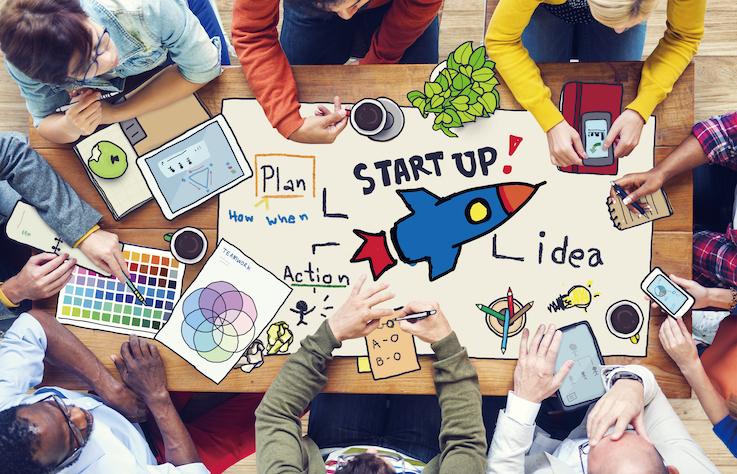 Start Up 從斜槓到成功創業如何踏出第一步?