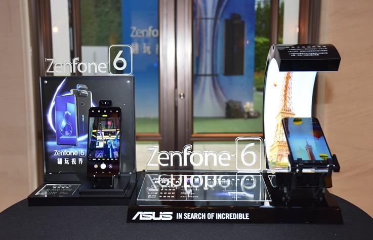 鏡頭會翻轉的 ZenFone 6 今在台上市,售價 17,990 元起