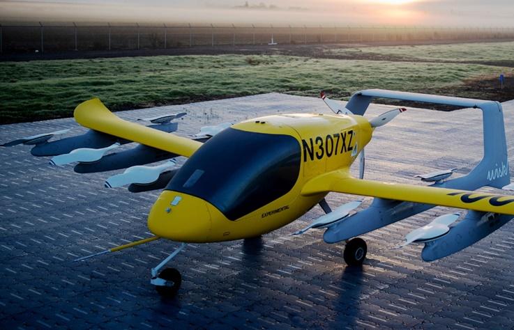 空中無人駕駛計程車即將來臨!搶先一睹試飛過程