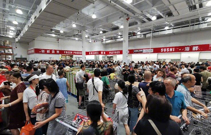 觀點|上海 Costco 開幕擠爆關店,到底在紅什麼?細數 5 個 Costco 攬客招數