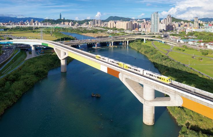 捷運環狀線一日市區輕旅行提案