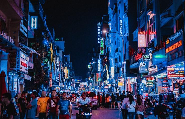 Getty Tsai 專欄|向南出走,外派東方小巴黎:胡志明