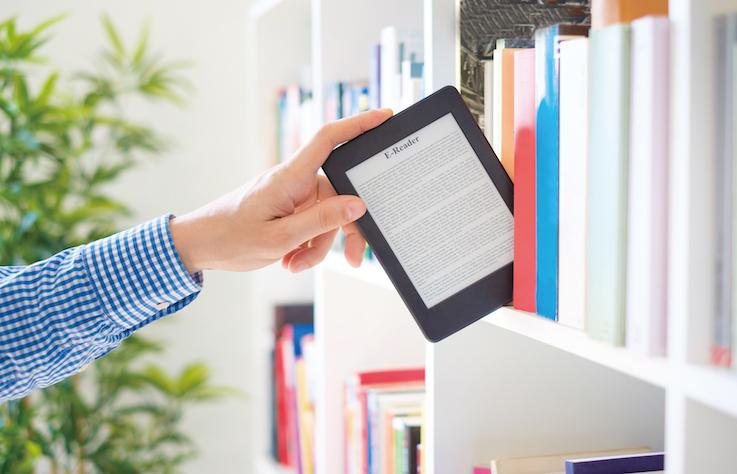 閱讀電子書,眞的是未來的趨勢?