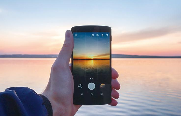 構圖技巧+修圖APP 一手掌握超實用手機拍照密技